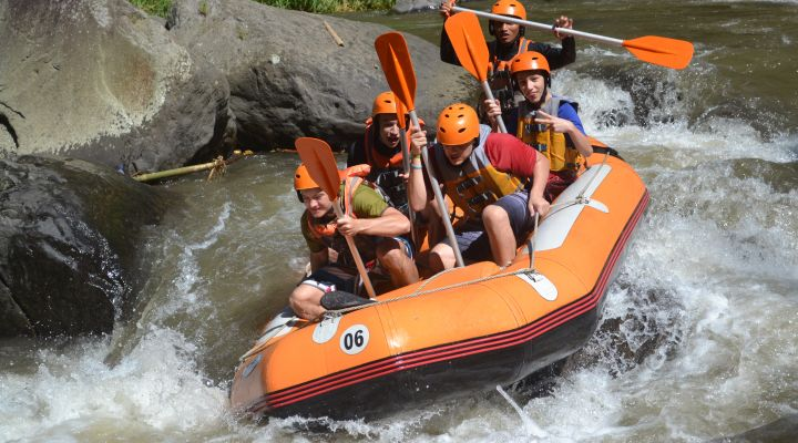 Bali Trip Host Tour - Rafting & Kintamani Tour