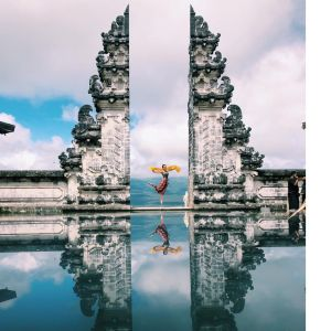 Bali Trip Host Tour - Popular Gate Of  Heaven Tour
